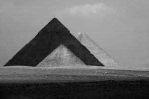 Giza #1 by Robert Clark